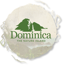 Dominica: The Nature Island Logo